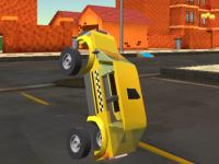 Oyuncak Araba Simülatörü 3D oyunu