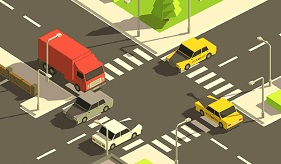 Trafik Kontrolü Online oyunu
