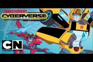 Transformers Cyberverse Oyna