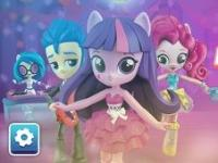 Twilight Sparkle Dans Partisi oyunu