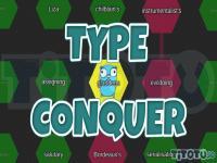 Type N Conquer.io oyunu