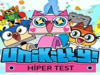Unikitty Hiper Testi oyunu