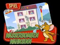 Tom ve Jerry Su Bombası oyunu