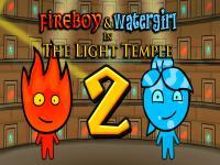 Ateş ve Su Işık Tapınağı oyunu