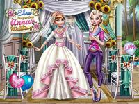 Elsa Annayı Düğüne Hazırlıyor oyunu