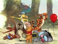 Winnie the Pooh oyunu