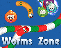 Worms.Zone oyunu