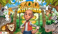 Keloğlan Hayvanat Bahçesi Oyna oyunu