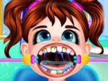 Bebek Taylor Diş Tedavisi