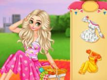 Prensesler Moda Kıyafetler