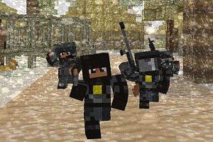 Blocky Craft Polis Takımı