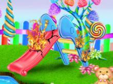 Şeker Bahçesinde Temizlik