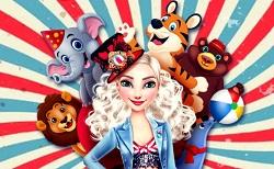 Prenses Sirk Gösterisi