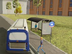 Şehir Otobüsü Simülatörü