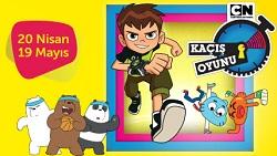 Cartoon Network Kaçış Oyunu