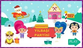 Cartoonito Yeni Yıl Partisi