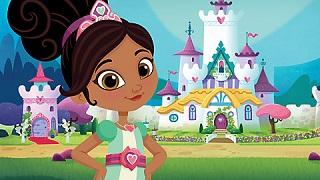 Güçlü Prenses Nella Şato Tasarımı