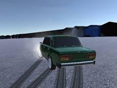 Lada Rus Araba Yarışı