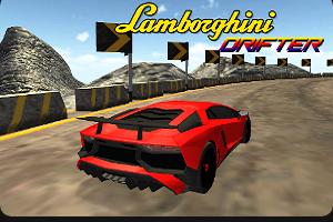 Lamborghini Driftçisi