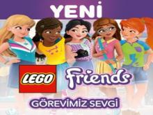 Lego Friends Görevimiz Sevgi
