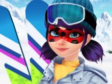 Uğur Böceği Kayak oyunu