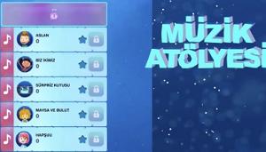 Müzik Atölyesi Oyunu TRT Çocuk