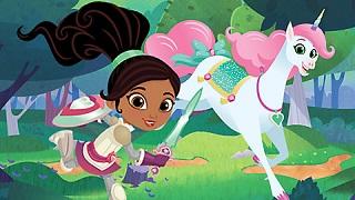 Güçlü Prenses Nella Oyunları