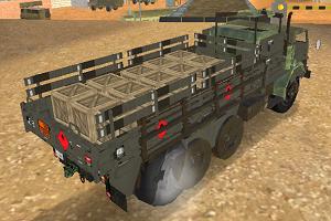 Ordu Kargo Kamyonu 2