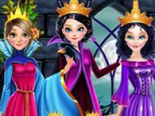 Disney Prensesleri Kötüler Mücadelesi