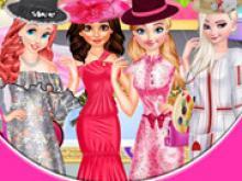 Prensesler Spring Style Tasarım