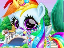 Gökkuşağı Pony Bakımı