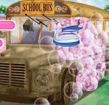 Prensesler Okul Temizliği
