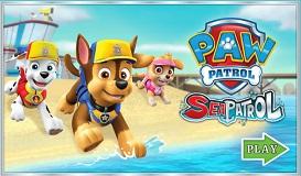 Paw Patrol Deniz Devriyesi