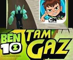 Ben 10 Tam Gaz Oyunu