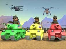 Tank Oyunu Online