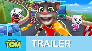 Talking Tom Koşu