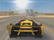 Turbo Araba Sürüşü