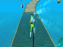 Sualtı Bisiklet Sürme