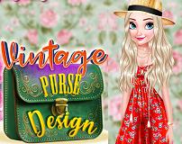 Prensesler Çanta Tasarımı