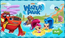 Cartoonito Su Parkı Oyunu