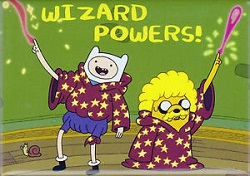 Adventure Time Oyun Sihirbazı