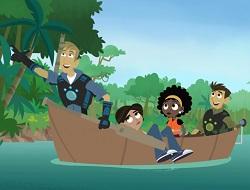 Kratt Kardeşler Amazon Macerası
