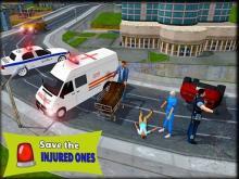 Ambulans Kurtarma Oyunları 2020