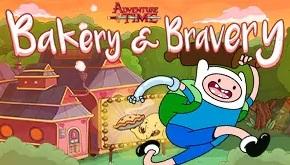 Adventure Time Fırın ve Cesaret