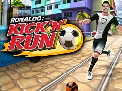 Cristiano Ronaldo Şut Koşusu