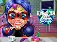 Noktalı Kız Cilt Doktoru