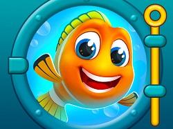 Mavi Dünyam Balıkları Kurtar