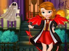 Sofia Cadılar Bayramı oyunu