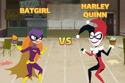 Super Hero Girls Yemek Dövüşü