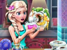 Elsa Bulaşık Yıkama